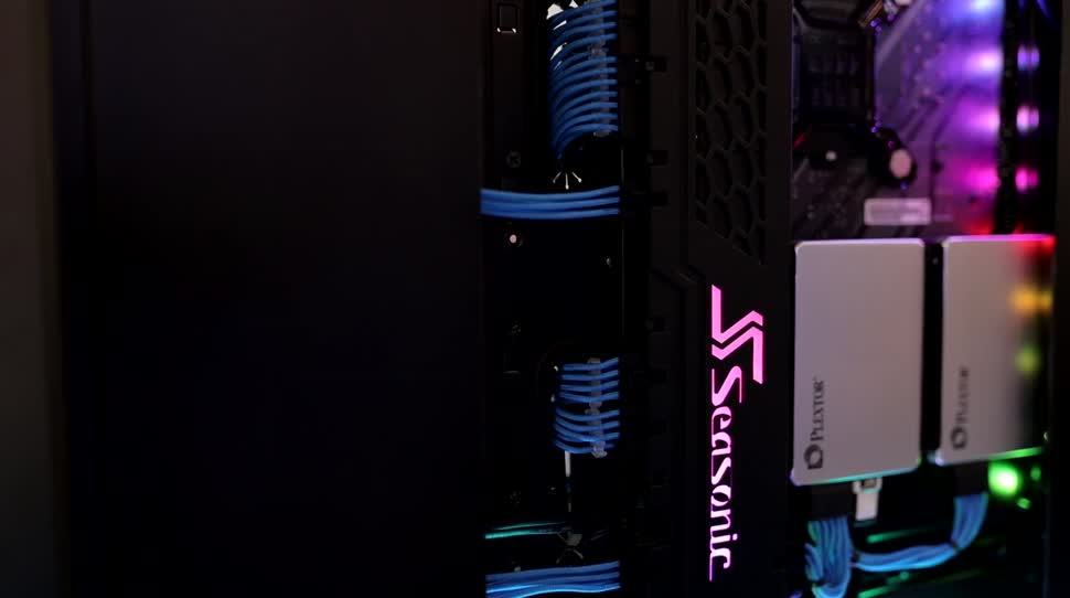 Computex, ValueTech, Computex 2018, Stromversorgung, Netzteil, Energieversorgung, Seasonic SCMD, Seasonic, SCMD, System Cable Management Device, Kabelmanagement