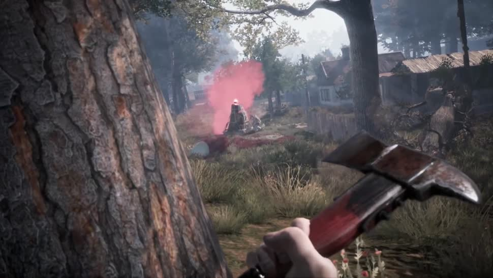 Trailer, Ego-Shooter, E3, Online-Spiele, Online-Shooter, E3 2018, Battle Royale, Focus Home Interactive, Fear the Wolves, Vostok Games