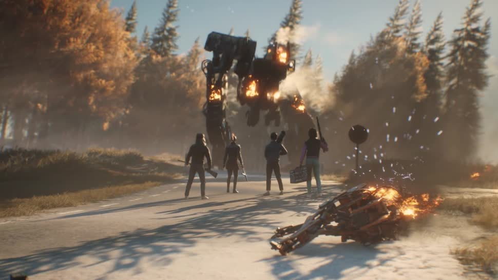 Trailer, E3, Shooter, E3 2018, Generation Zero, Avalance Studios