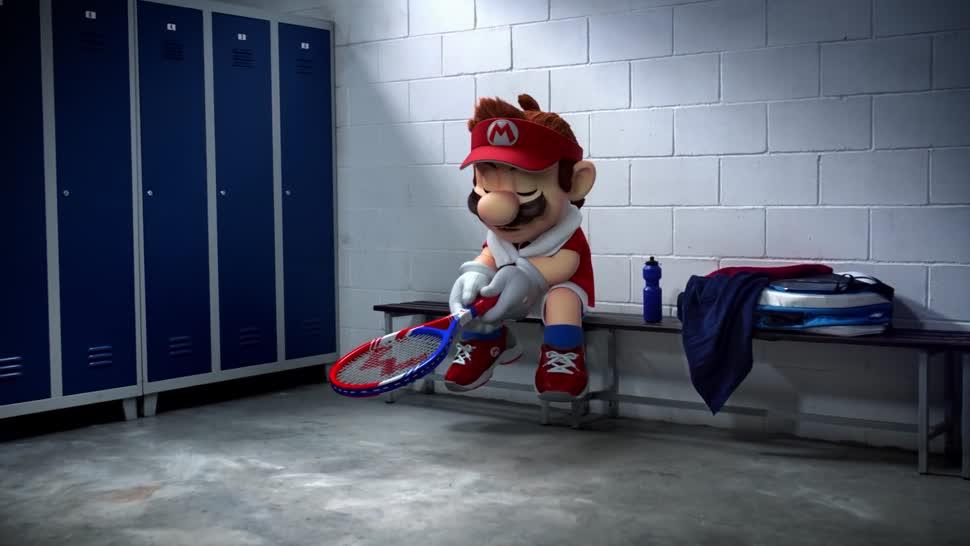 Nintendo, E3, Nintendo Switch, E3 2018, Mario Tennis Aces, Rafael Nadal