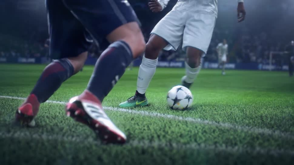 Trailer, Spiel, Electronic Arts, Ea, E3, Game, Fußball, Teaser, Fifa, EA Sports, E3 2018, Computerspiel, Fussball, Fifa 19
