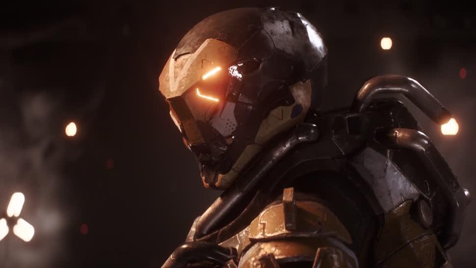 Trailer, Spiel, Electronic Arts, Ea, E3, Ankündigung, E3 2018, Anthem