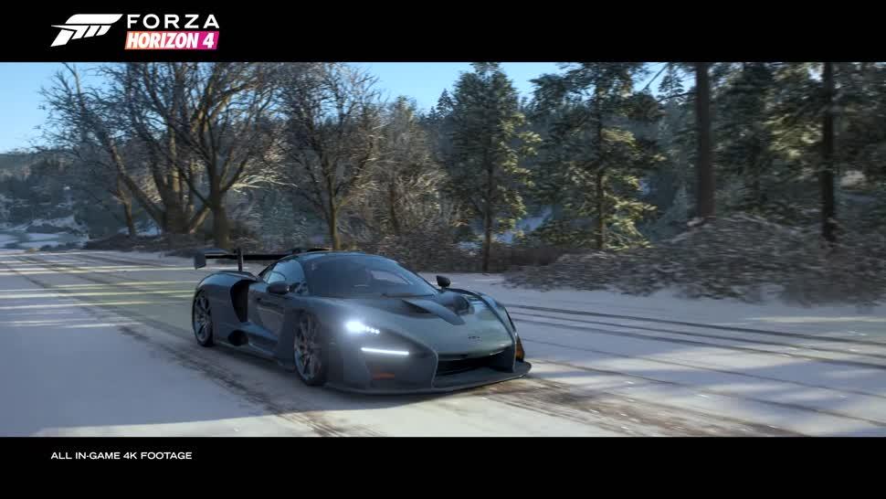 Microsoft, Trailer, Xbox, Xbox One, Spiel, E3, Microsoft Xbox One, Game, E3 2018, Ankündigung, Forza, Forza Motorsport, Forza Horizon, Forza Horizon 4