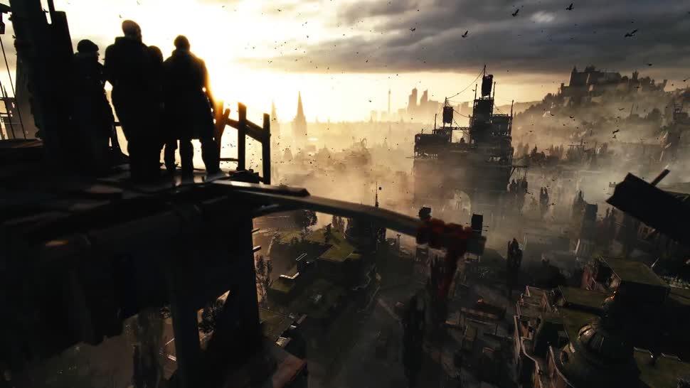 Trailer, E3, actionspiel, E3 2018, Dying Light, Techland Games, Dying Light 2