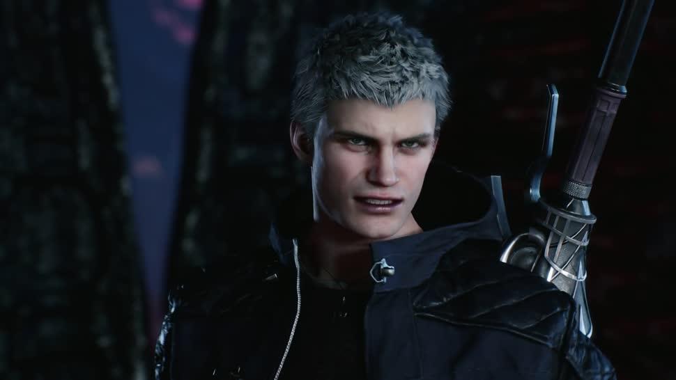 Trailer, E3, actionspiel, Capcom, E3 2018, Devil May Cry, DmC, Devil May Cry 5