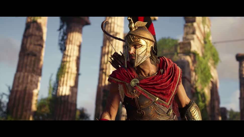 Trailer, Spiel, Ubisoft, E3, Assassin's Creed, Präsentation, Ankündigung, E3 2018, Assassin's Creed Odyssey
