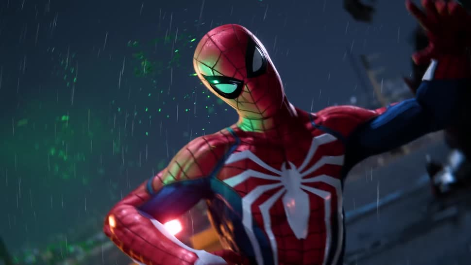 Trailer, Sony, PlayStation 4, Playstation, E3, PS4, Sony PlayStation 4, actionspiel, Sony PS4, Marvel, E3 2018, Spider-Man, Marvel's Spider-Man