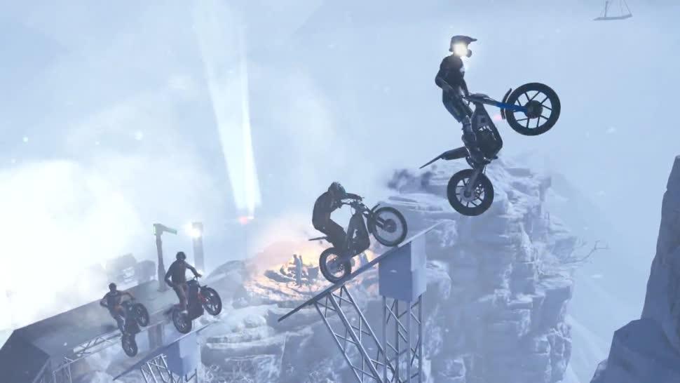 Trailer, E3, Ubisoft, Rennspiel, E3 2018, Trials, Trials Rising