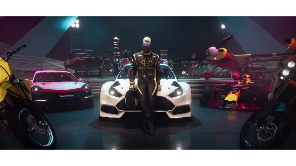 Trailer, E3, Ubisoft, Beta, Rennspiel, E3 2018, The Crew, The Crew 2