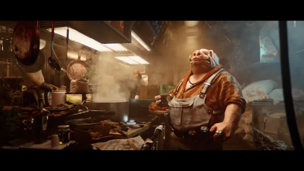 Trailer, E3, Ubisoft, actionspiel, E3 2018, Beyond Good & Evil, Beyond Good & Evil 2