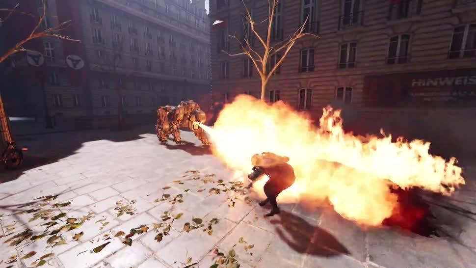 Trailer, E3, Virtual Reality, VR, E3 2018, Wolfenstein, Wolfenstein: Cyberpilot, Cyberpilot