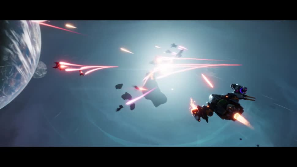 Trailer, E3, Ubisoft, E3 2018, Starlink, Starlink: Battle for Atlas, Battle for Atlas