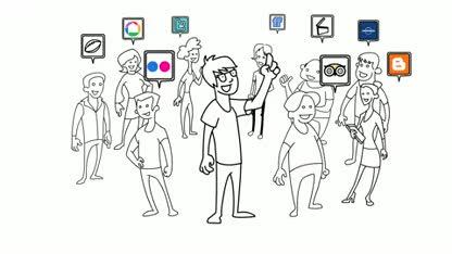 Google, soziale Netzwerke, Social Search