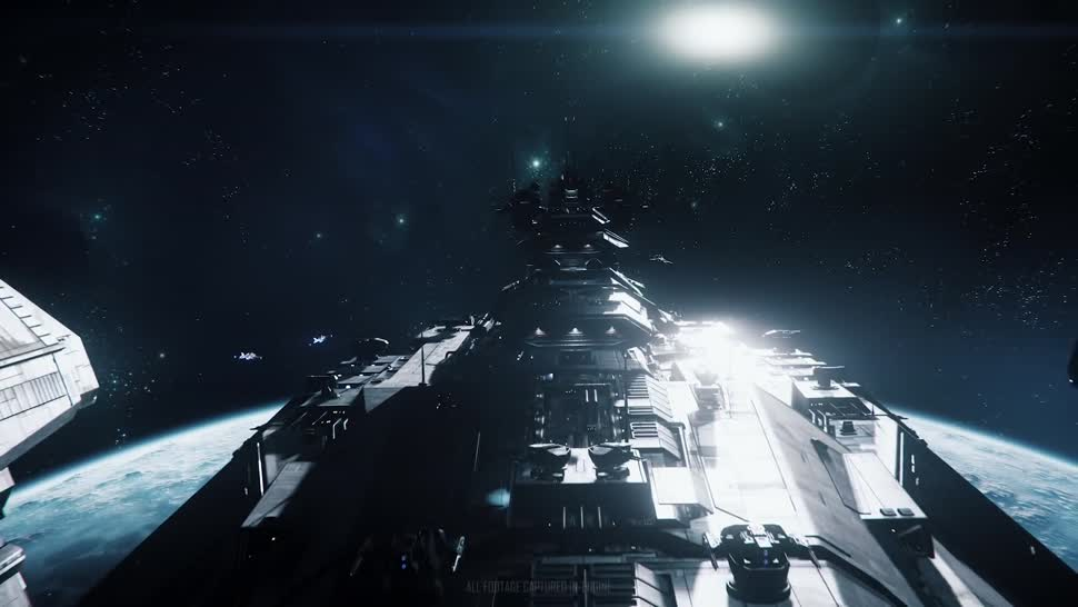 Trailer, E3, Simulation, E3 2018, Star Citizen, Chris Roberts, Weltraumsimulation, Cloud Imperium Games