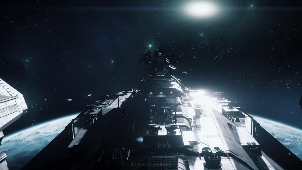 Trailer, E3, Simulation, E3 2018, Star Citizen, Weltraumsimulation, Chris Roberts, Cloud Imperium Games
