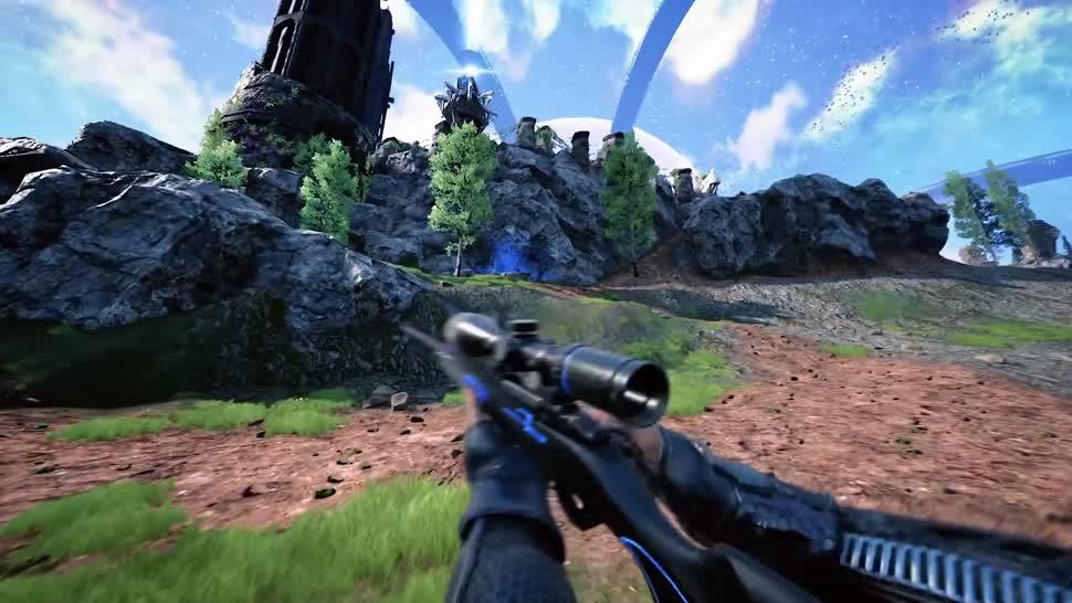 Trailer, Ego-Shooter, Online-Spiele, Online-Shooter, Battle Royale, Islands of Nyne, Define Human Studios