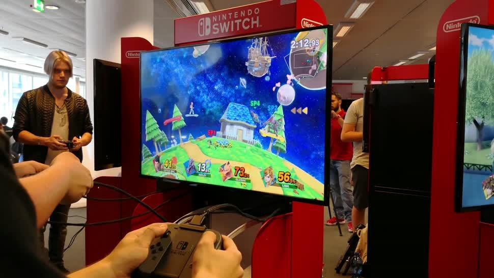 Gaming, Konsole, Spiele, Nintendo, Games, Nintendo Konsole, Nintendo Switch, Switch, Angespielt, Super Smash Bros. Ultimate, Line-Up, Nintendo Post E3, Post E3, Starlink: Battle of Atlas