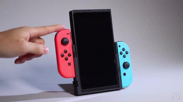 Gaming, Spiele, Nintendo, Switch, Zubehör, Arcade, Flip Grip