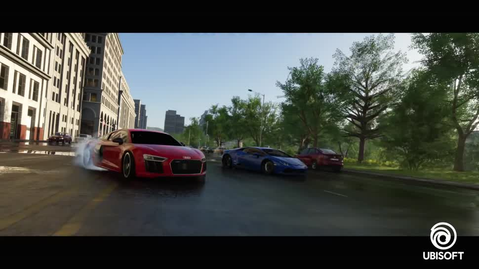 Trailer, Ubisoft, Rennspiel, The Crew, The Crew 2