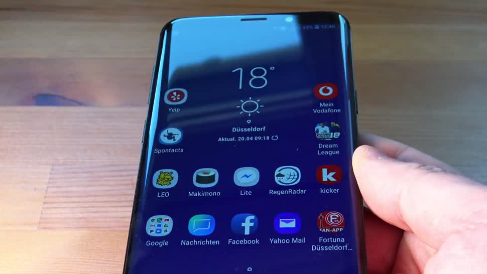 Smartphone, Android, Samsung, ValueTech, Galaxy S9, Galaxy S9 Plus, Galaxy S9+
