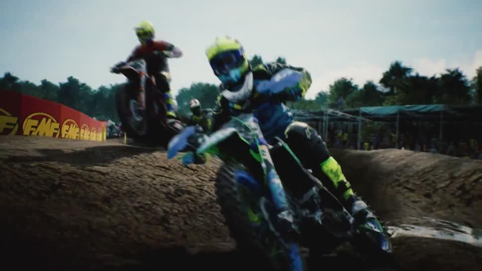 Trailer, Rennspiel, Milestone, MXGP, MXGP Pro