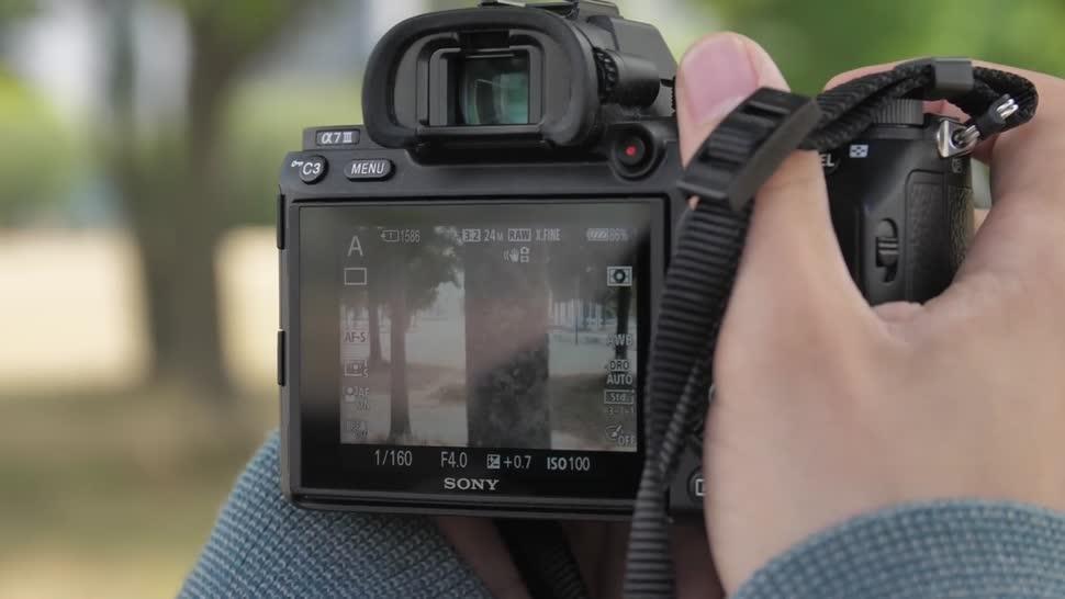Sony, Kamera, ValueTech, Digitalkamera, DSLM, Vollformat, Alpha 7 III