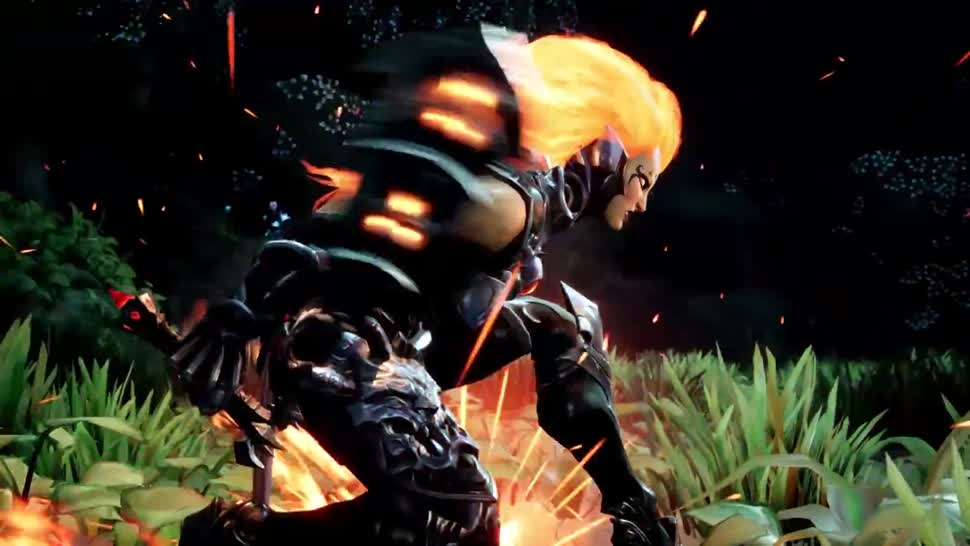 Trailer, Thq, Darksiders, Darksiders 3