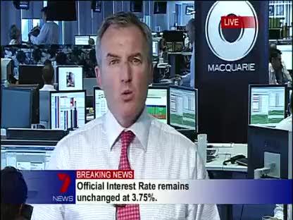 Australien, Live, Interview, Banker