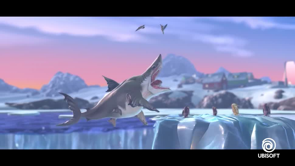 Trailer, Ubisoft, actionspiel, Hungry Shark World