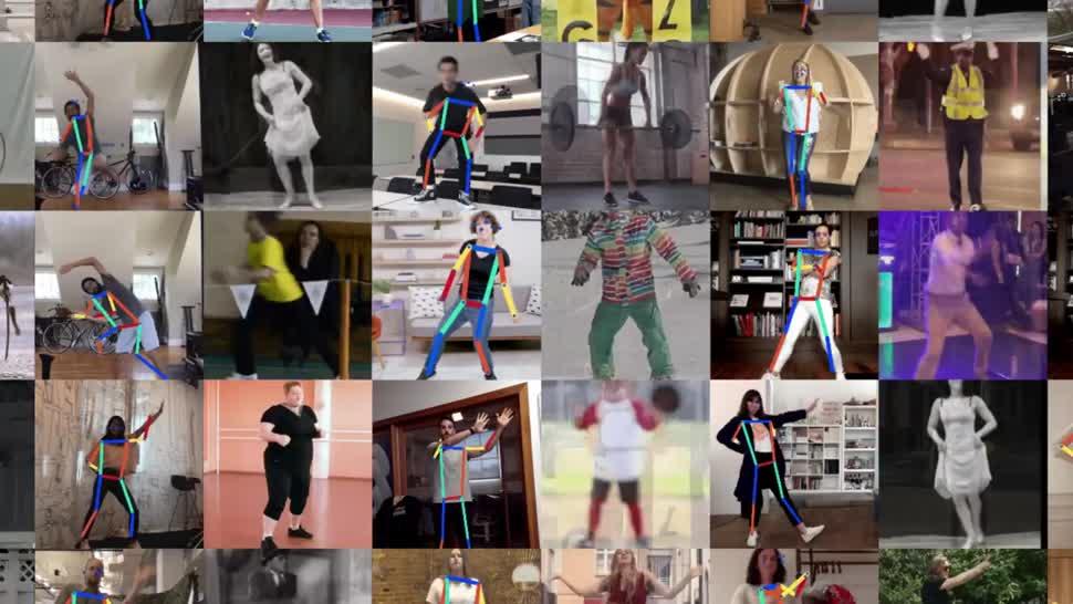Move Mirror: Google baut Kinect-Funktion einfach über Webcam nach