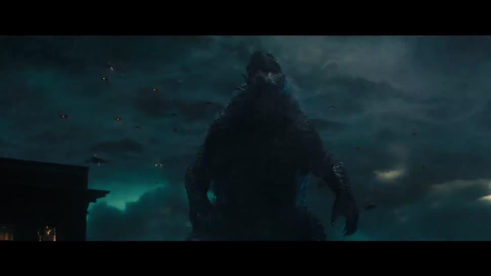 Trailer, Kinofilm, Comic-Con, San Diego ComicCon, SDCC, SDCC 2018, Godzilla, Godzilla 2