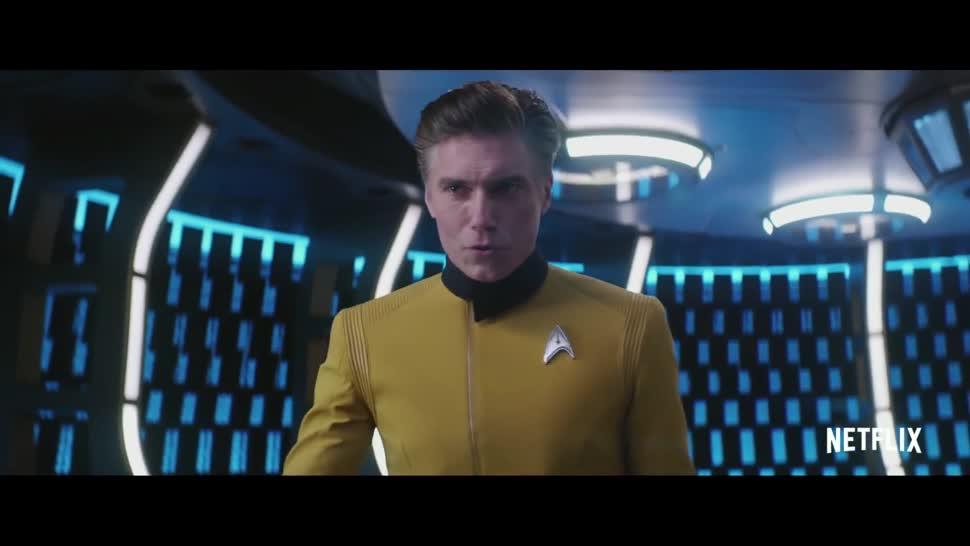 Trailer, Netflix, Serie, Star Trek, SDCC, Cbs, Star Trek: Discovery, SDCC 2018