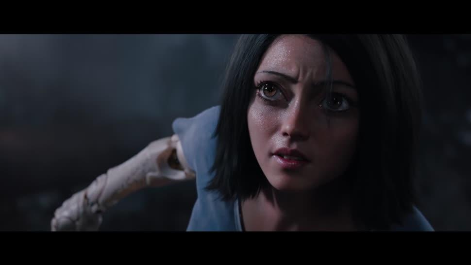 Trailer, Kino, Kinofilm, 20th Century Fox, Alita, Alita: Battle Angel