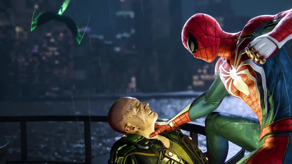 Trailer, Sony, PlayStation 4, Playstation, PS4, Sony PlayStation 4, actionspiel, Sony PS4, SDCC, Spider-Man, SDCC 2018, Marvel's Spider-Man