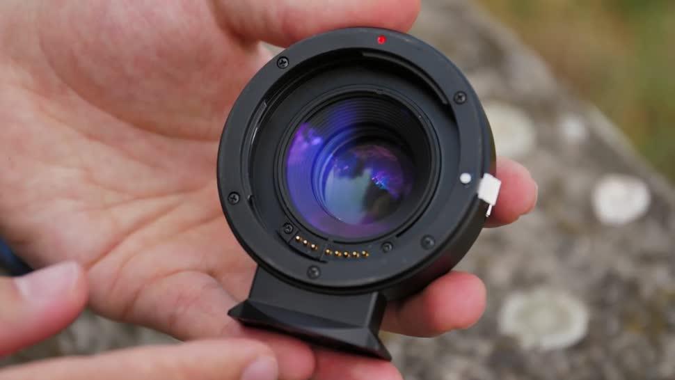 Kamera, ValueTech, Fotografie, Digitalkamera, Dslr, Speedbooster