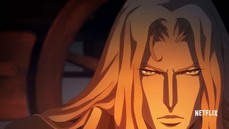 Castlevania: Powerhouse Animation veröffentlicht Trailer zur zweiten Staffel der Netflix-Serie