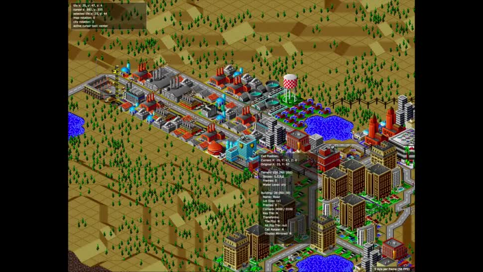 Spiel, Electronic Arts, Ea, Strategiespiel, Simulation, Strategie, Simcity, Remake, Maxis, Will Wright, simcity 2000