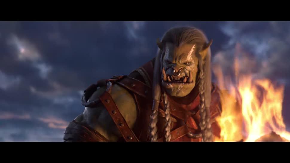 Trailer, Online-Spiele, Blizzard, Mmorpg, Mmo, Online-Rollenspiel, World of Warcraft, Wow, Warcraft, Battle for Azeroth