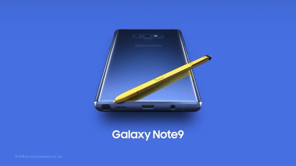 Smartphone, Android, Samsung, Werbespot, Samsung Galaxy, Galaxy, Galaxy Note, Samsung Mobile, Samsung Galaxy Note 9, Galaxy Note 9