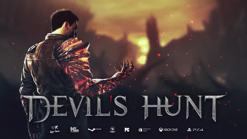 Trailer, Gameplay, Gamescom, actionspiel, Gamescom 2018, Devil's Hunt, 1C Company