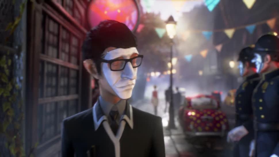 Microsoft, Trailer, Horror, We Happy Few, Compulsion Games