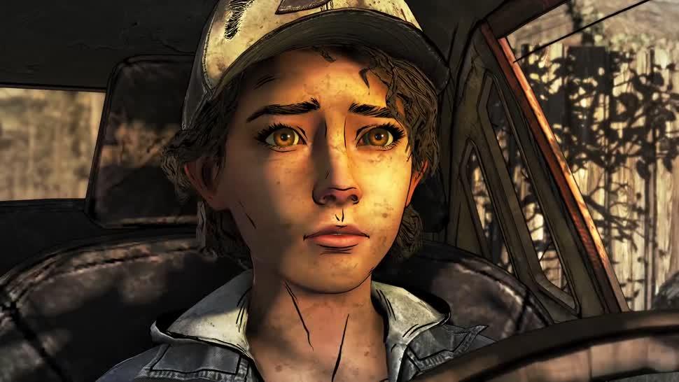 Trailer, Adventure, Zombies, The Walking Dead, Telltale, Telltale Games, The Walking Dead: The Final Season
