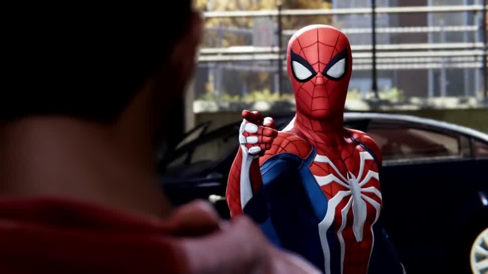 Trailer, Sony, PlayStation 4, Playstation, PS4, Sony PlayStation 4, actionspiel, Sony PS4, Marvel, Spider-Man, Marvel's Spider-Man
