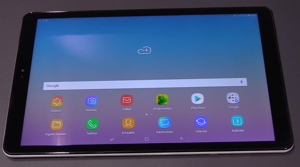 Samsung Registrieren Tablet