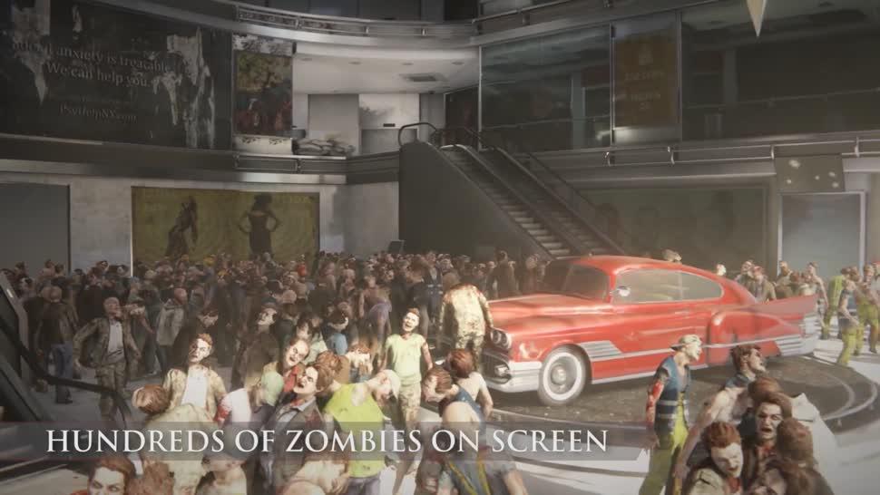 Trailer, Shooter, Gamescom, Zombies, Gamescom 2018, World War Z