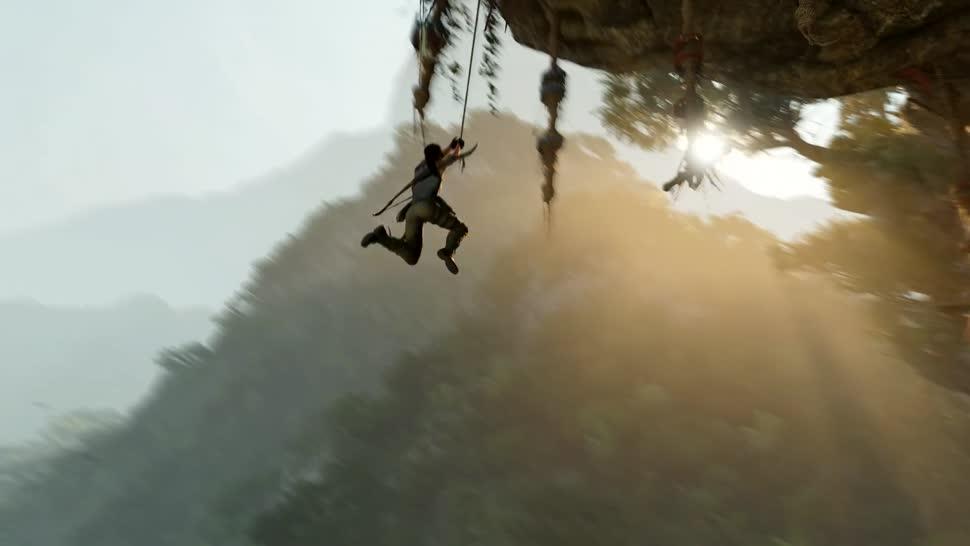 Trailer, Gamescom, actionspiel, Square Enix, Tomb Raider, Lara Croft, Gamescom 2018, Shadow of the Tomb Raider