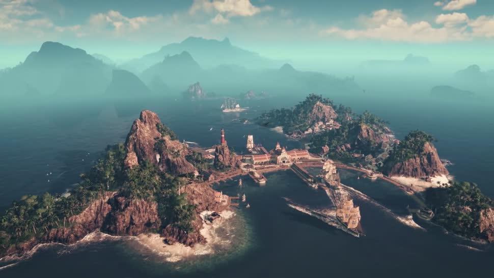 Trailer, Ubisoft, Gamescom, Strategiespiel, Gamescom 2018, Anno, Blue Byte, Anno 1800