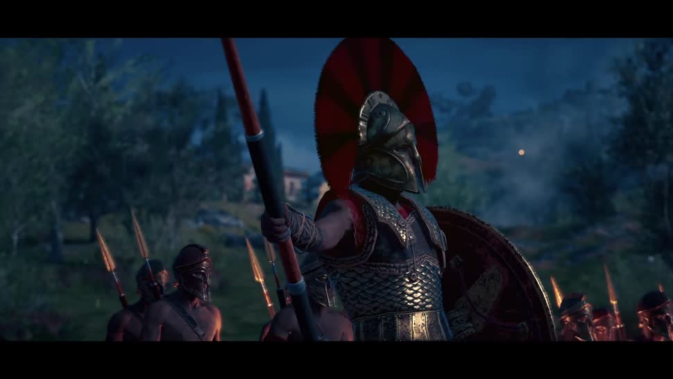 Trailer, Ubisoft, Gamescom, actionspiel, Assassin's Creed, Gamescom 2018, Assassin's Creed Odyssey