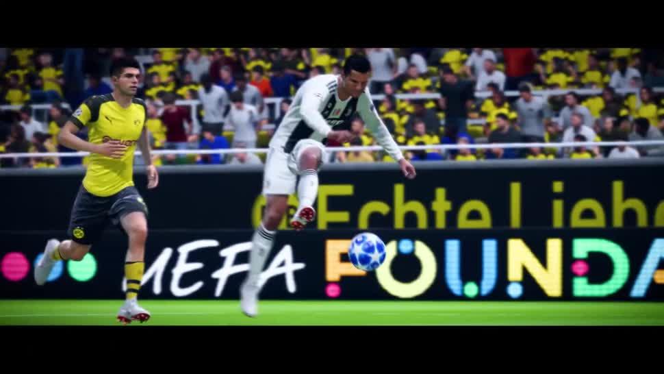 Trailer, Electronic Arts, Ea, Gamescom, Fußball, EA Sports, Fifa, Gamescom 2018, Fifa 19