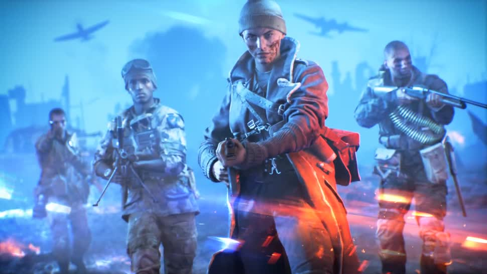Trailer, Electronic Arts, Ego-Shooter, Ea, Gamescom, Battlefield, Dice, Gamescom 2018, Battlefield 5
